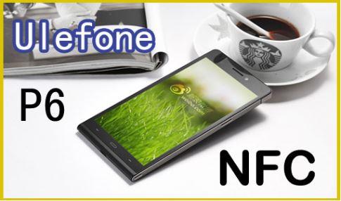 Ulefone P6 NFC