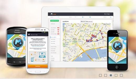 Software de Monitoreo de Móviles