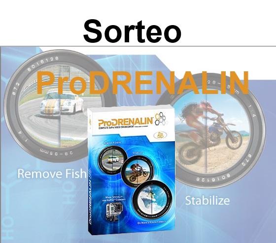 Sorteo Prodrenalin