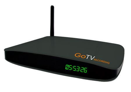 GOTV-RECORDING (ANDROID-TV)