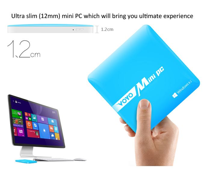 VOYO Smart Mini PC
