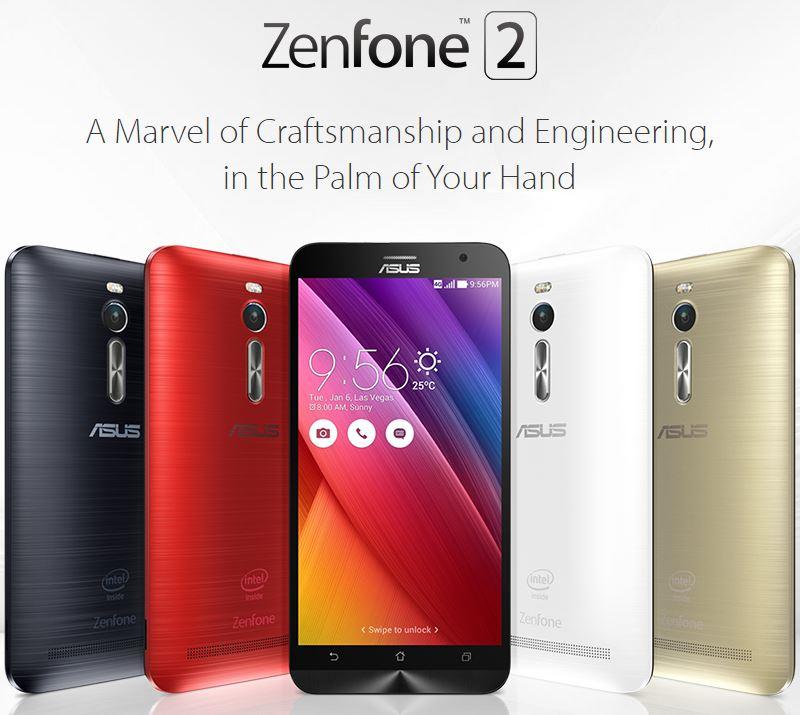 ZenFone 2 (ZE551ML)