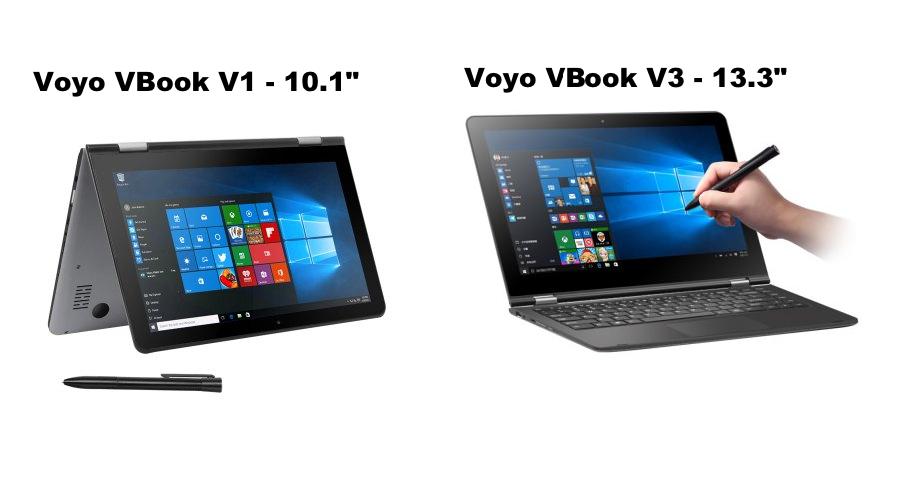 Voyo V1-V3