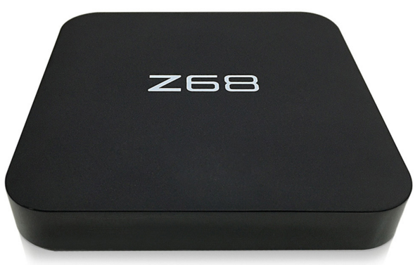 Z68 TV Box