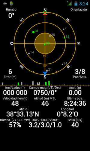 GPS Haier W718