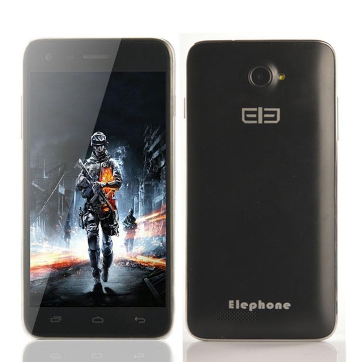 Elephone black