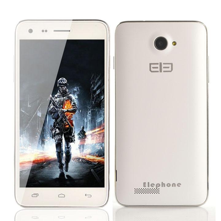 Elephone white