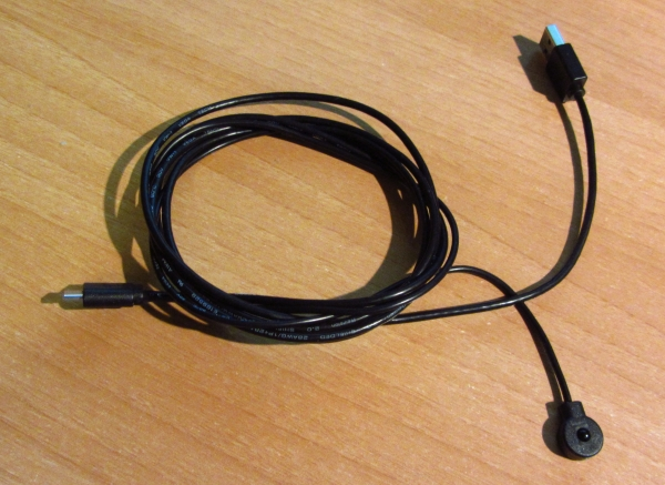 cable de Carga e IR