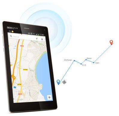 Energy Tablet x7 GPS
