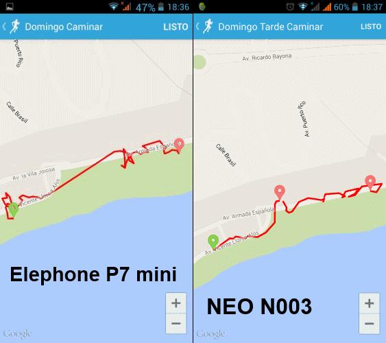 runkeeper neo vs elephone