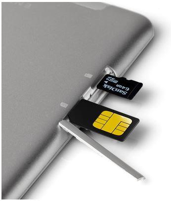 Energy Tablet i8 Quad 3G