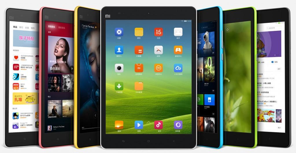 Xiaomi Tablet Miui