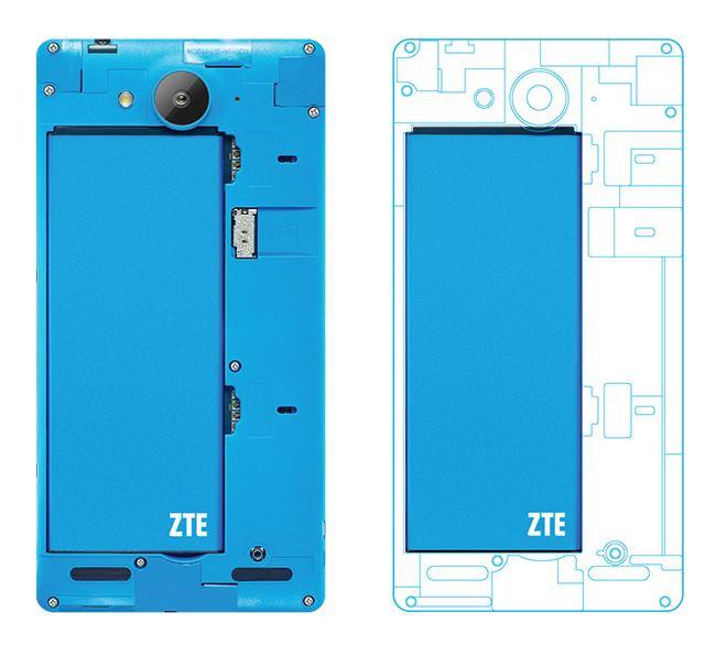 Bateria ZTE V5