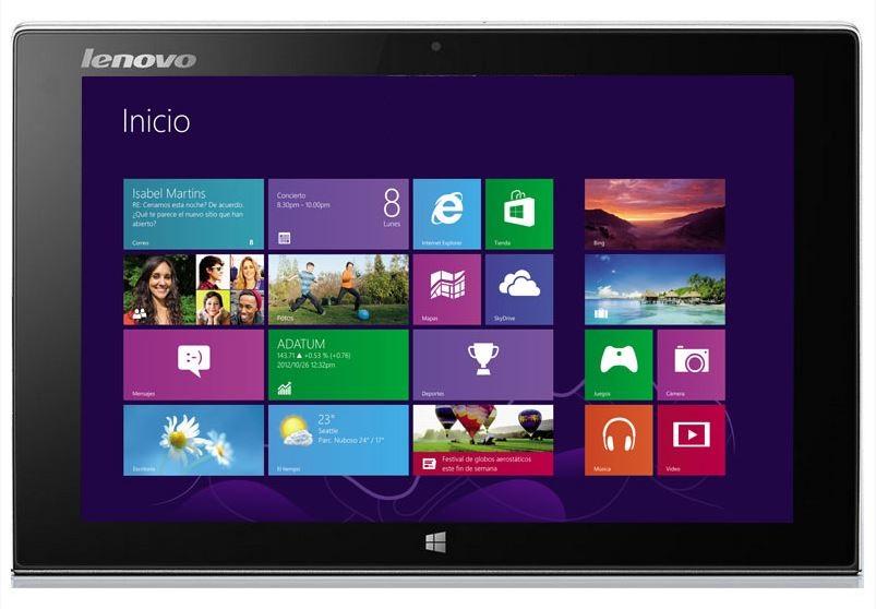 Lenovo Miix 2 TabletPC
