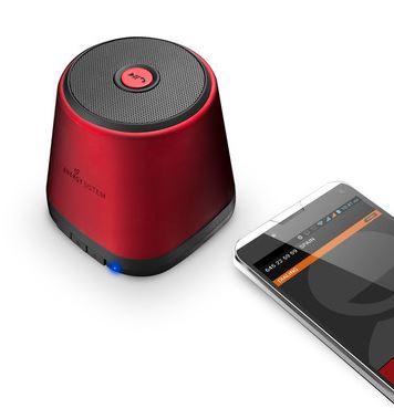 Energy Music Box BZ1 Ruby