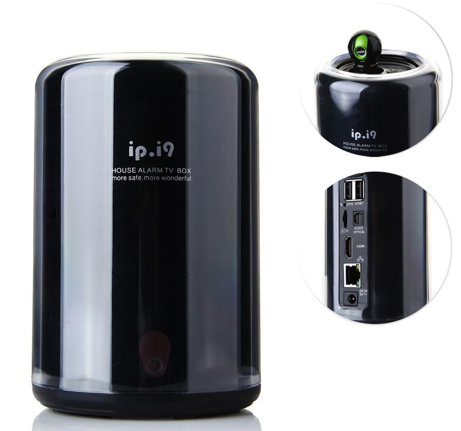 I9 IPTV Smart TV Box