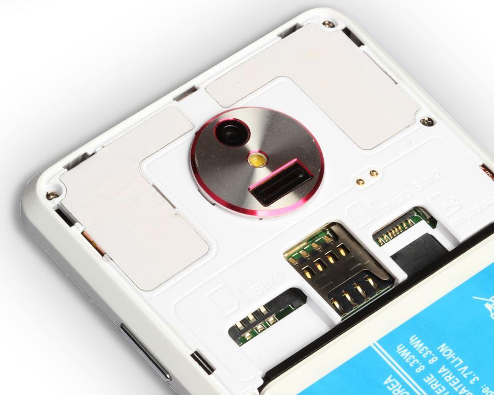 Elephone-P3000s Fingerprint ID