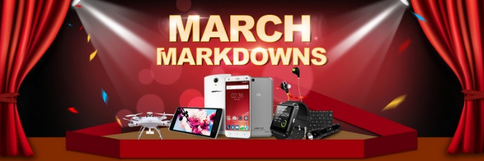 March Markdown