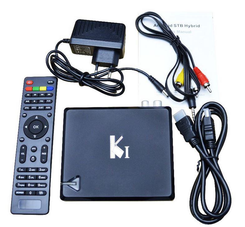 K1 DVB T2 Contenido