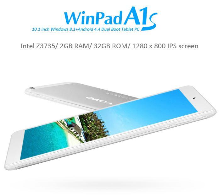 VOYO WinPad A1s