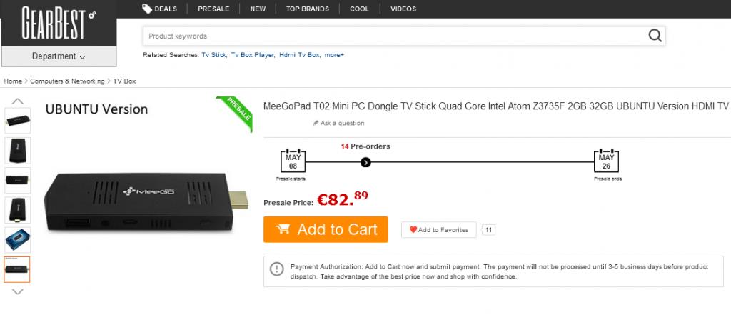 MeeGoPad T02 Ubuntu