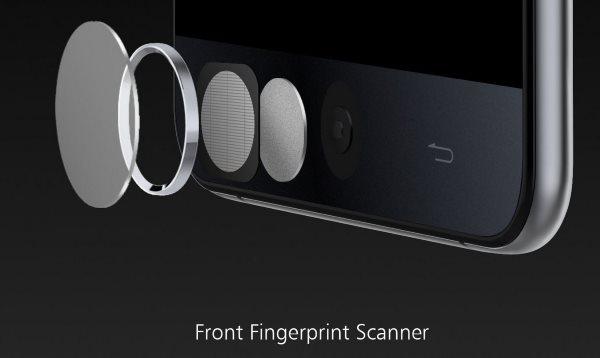 Sensor ULEFONE Be Touch
