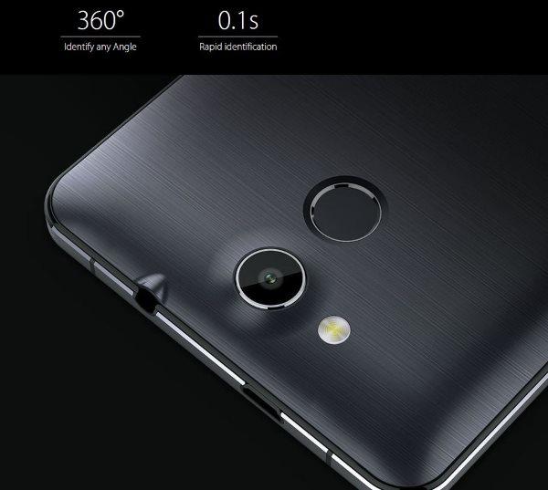 Sensor de huellas Elephone P7000
