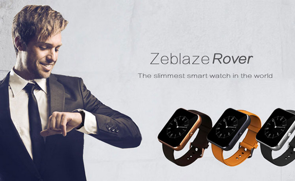 Zeblade Rover Watch