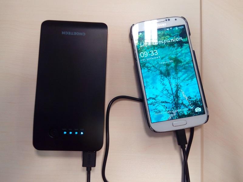 Carga Galaxy S4