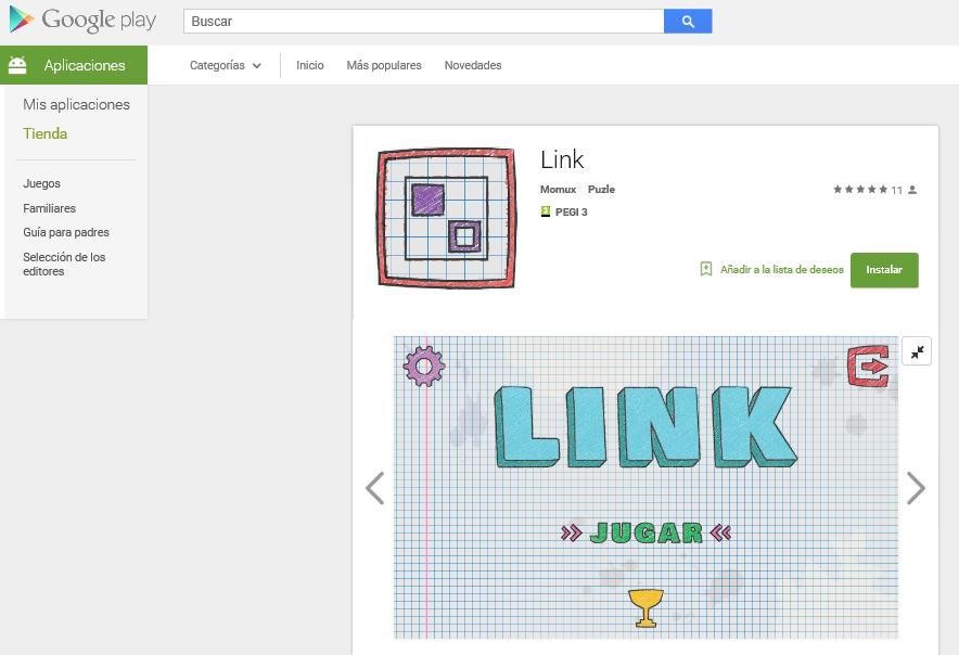 Link - Google Play