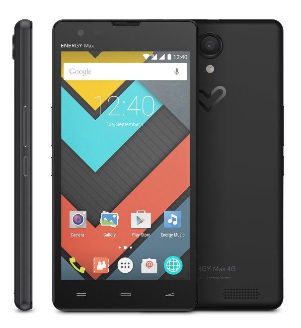 Energy Phone MAX 4G 2