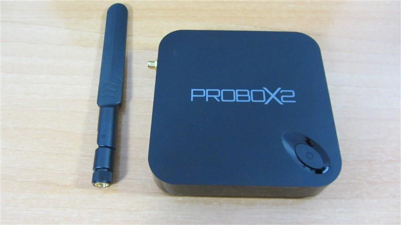 Probox2 EX+ con Antena