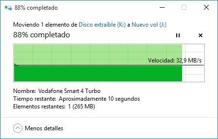 Lectura USB 2.0