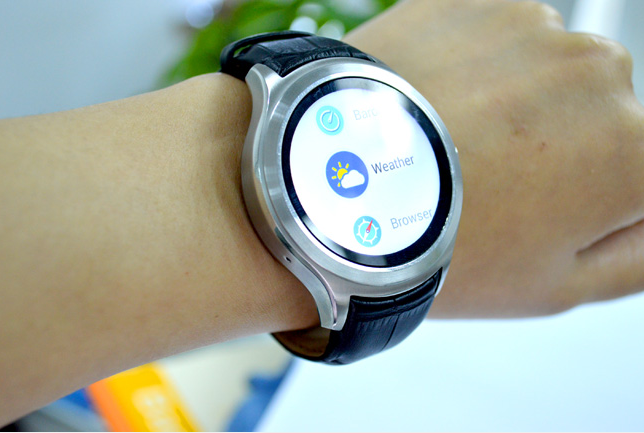 NO.1 D5 Android Smartwatch