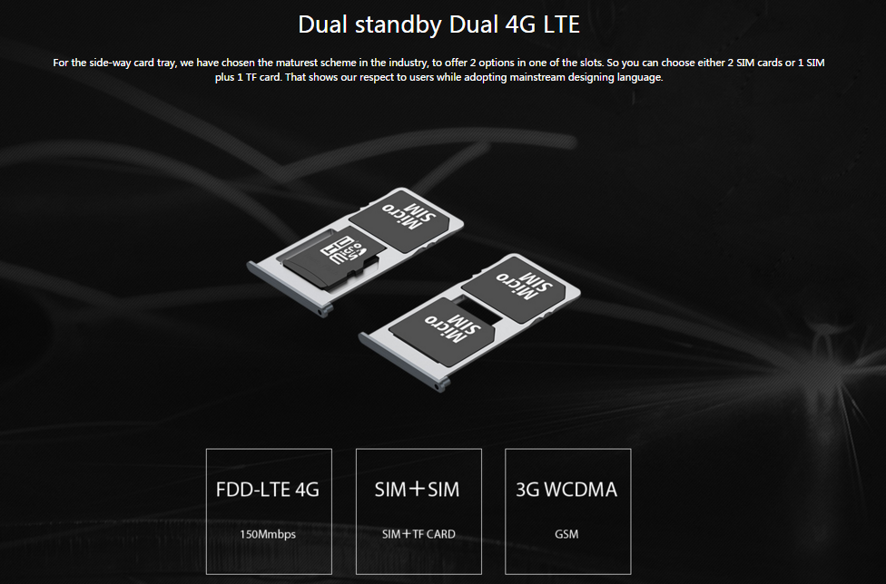 ulefone Power Dual SIM