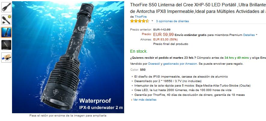 ThorFire S50
