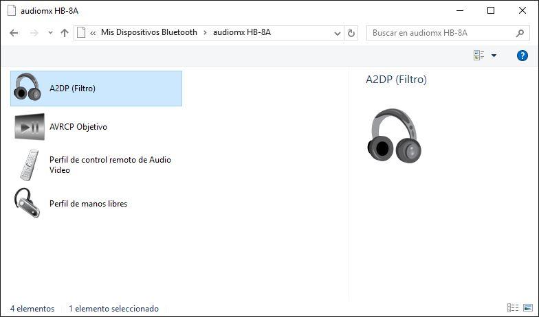 audiomx HB-8A