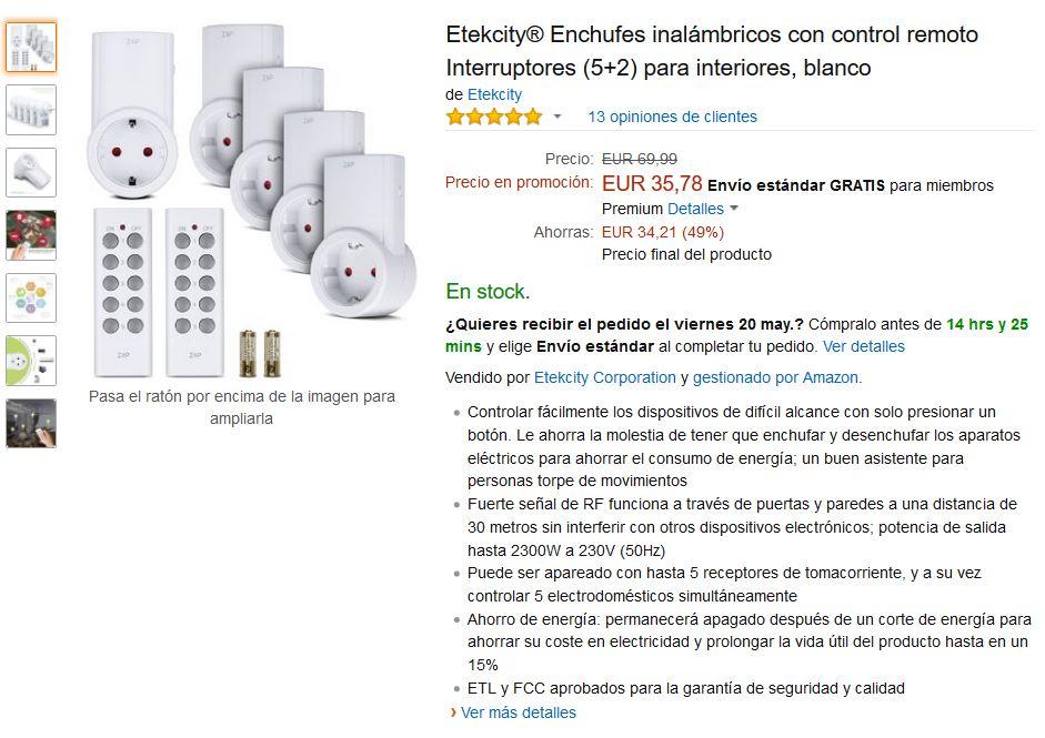 Amazon Etekcity