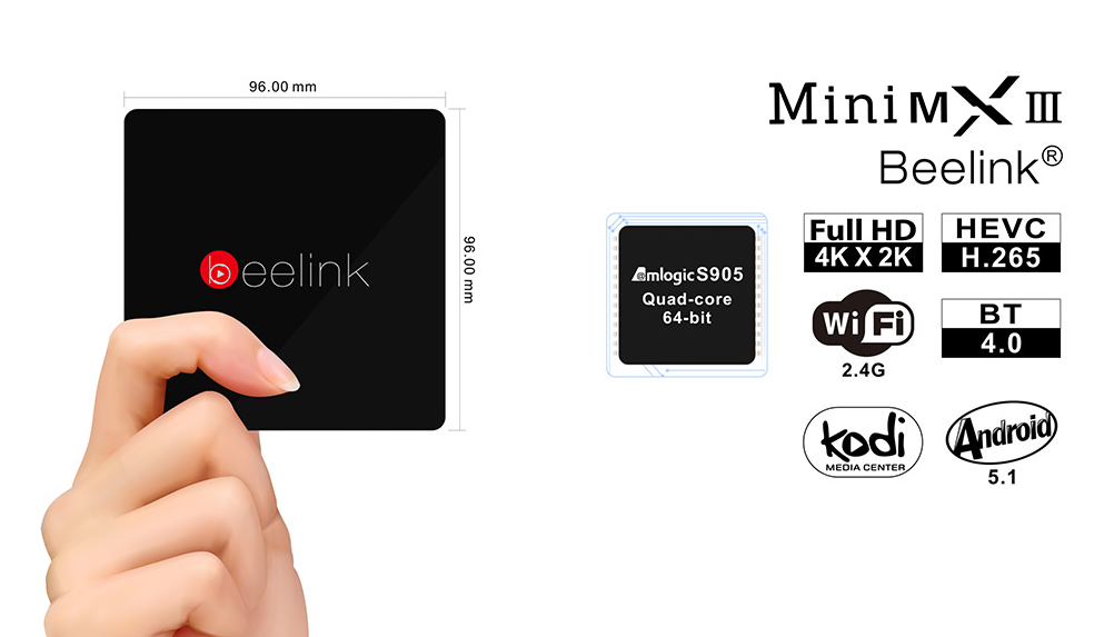 Beelink MiniMXIII