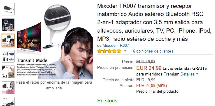 Mixcder Amazon