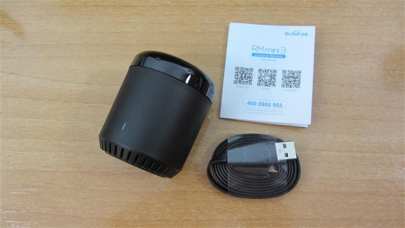 Análisis Broadlink RM mini 3, controlador remoto infrarrojos