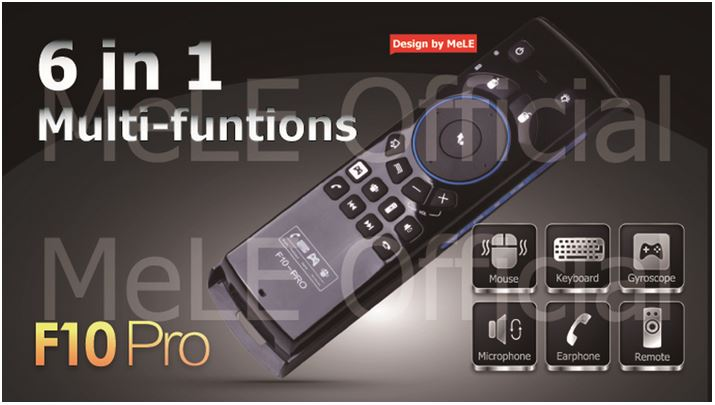 Buy Mele F10 Pro Fly Air Mouse