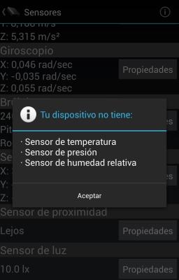 Sensores Neo N003