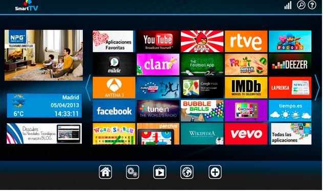 smartTVlauncher